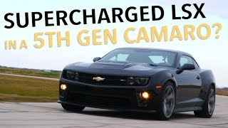 Hennessey 5th Gen Camaro with Supercharged LSX