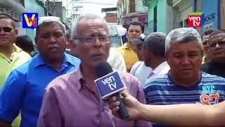 preview picture of video 'Lineas urbanas en Valera, paralizaron su servicio de transporte hoy 16M'
