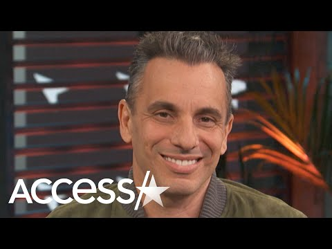 Sebastian Maniscalco Jokes His Mom 'Tried To Get A Date With Joe Pesci' At 'Irishman' Premiere