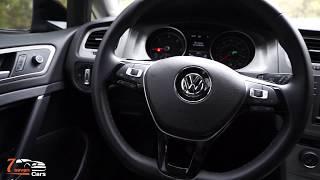 Volkswagen Golf Variant 2.0 diesel- аренда авто в Киеве. SevenCars