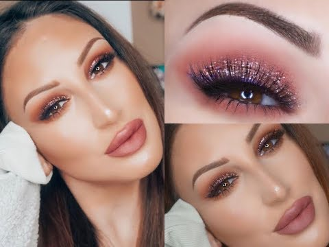 FULL DRUGSTORE NYE MAKEUP TUTORIAL