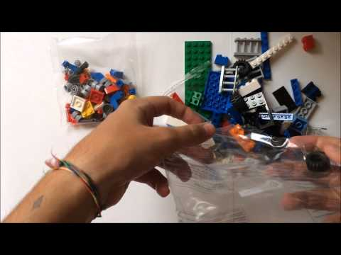Vidéo LEGO Juniors 4636 : Set de construction LEGO Police
