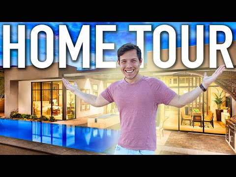 REVEALING MY NEW LAS VEGAS HOME TOUR | LEAVING CALIFORNIA