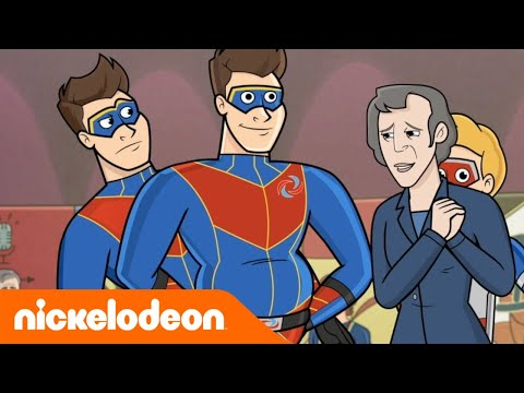 Le Avventure Di Kid Danger Piper E Una Cheerleader Nickelodeon