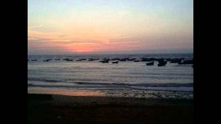 preview picture of video 'Mes comm' territoriales : Souiriya beach in Safi Région'