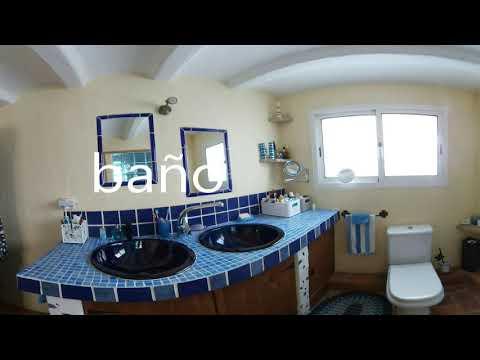 Exclusiva Finca Rústica con vivienda unifamiliar de 150 M2 y vistas al mar