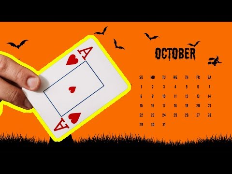 Card Trick Tutorial - PREDICT Their Birth Month