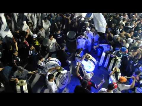 """El Tablón Qac - Entrada Indios Kilmes - Esta es la banda del cervecero ♫"" Barra: Indios Kilmes • Club: Quilmes"