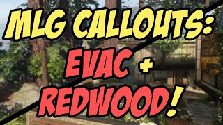 MLG Callouts: Evac + Redwood! (Black Ops 3: MLG Tips and Tricks)