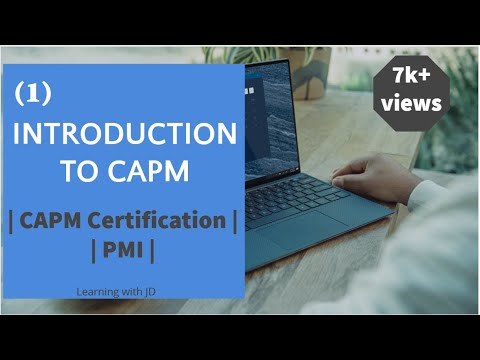 CAPM Full Course   Introduction to PMBOK - 6th Edition   Project Management   PMI   Learning with JD