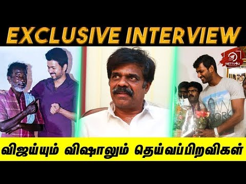 PT Selvakumar Exclusive Interview  ..