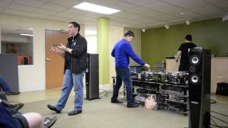 Pacific Northwest Audio Society May 2017 Meeting with Mat Weisfeld of VPI Part 7