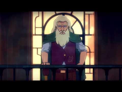 Forgotton Anne - Story Trailer thumbnail