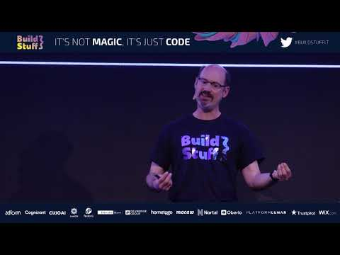 Shoup Build Stuff video