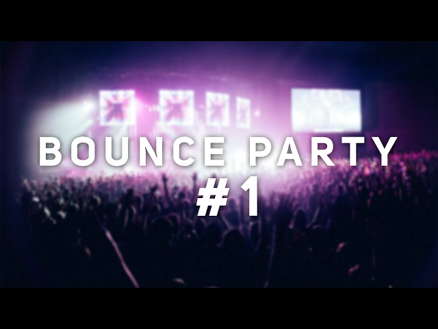 Bass Boosted Bounce Party Mix #1 by B3nte - 1M Special