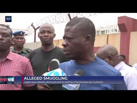 Lagos auto dealers demand end to sealing of businesses by customs