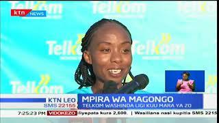 Timu ya mchezo wa magongo ya kinadada ya Telkom wapania taji la klabu bingwa Afrika