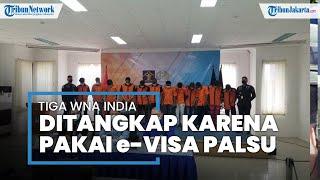 Bayar Puluhan Juta Rupiah Demi Liburan, Bule Asal India Diamankan Polisi Gegara Pakai Paspor Palsu