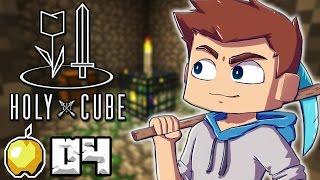 HolyCube 3 #04 : TEMPLE GUARDIAN & USINE À XP !