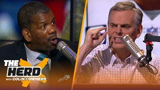 Rob Parker is not buying Dak as better Cowboys QB than Tony Romo, Talks KD vs. LeBron | THE HERD