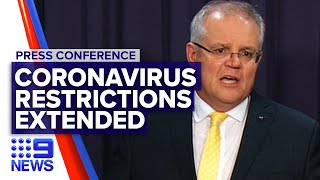 coronavirus: national cabinet agrees to extend restrictions shopping centres