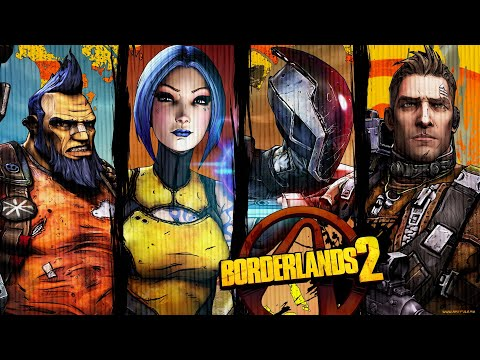 Borderlands 2 - Captain Scarlett DLC - C3N50R807- Let's Play