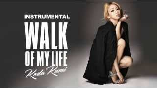 倖田來未(Koda Kumi) - WALK OF MY LIFE ( instrumental ) カラオケ