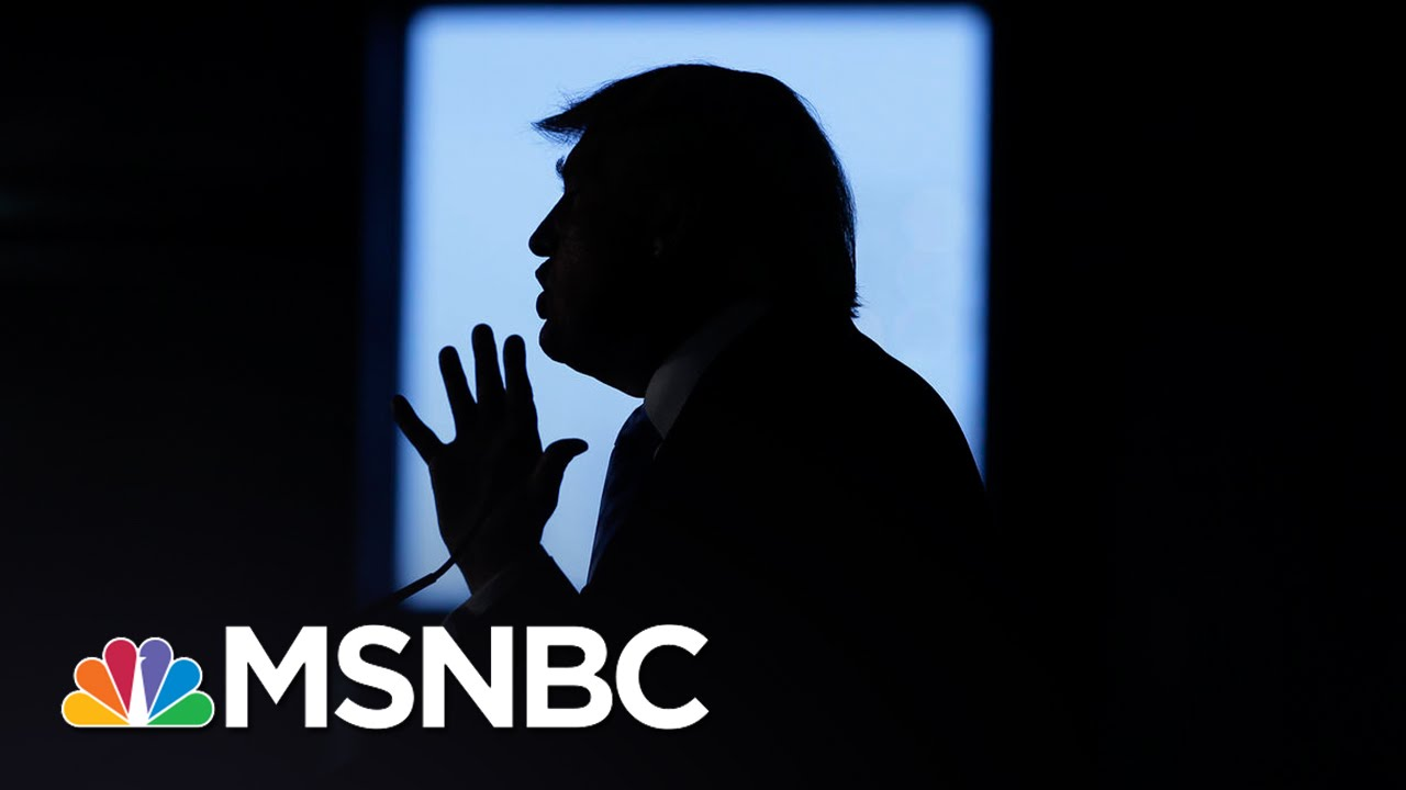 Meaning Of Donald Trump's Campaign Staff Change Hard To Read | Rachel Maddow | MSNBC thumbnail