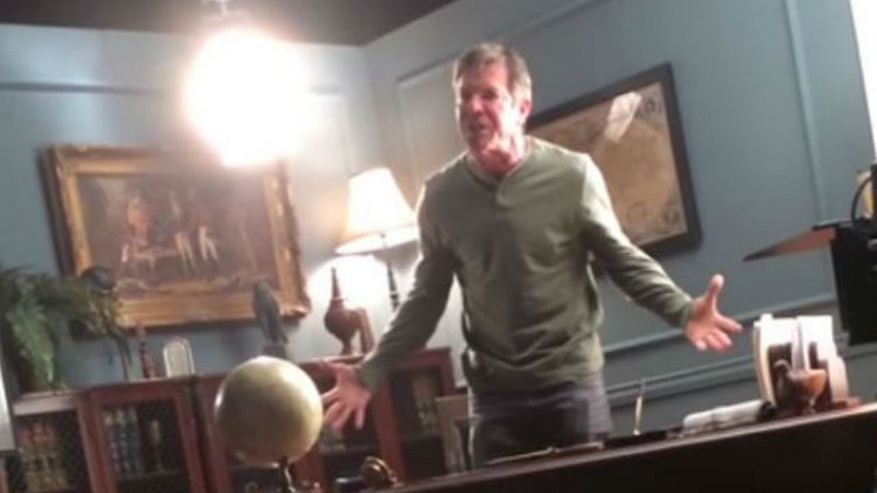 Dennis Quaid's Epic Onset Blowup Caught On Tape thumbnail