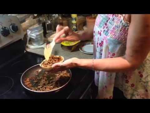 Platitos de tortillas