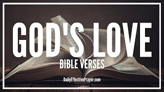 Bible Verses On Gods Love | Scriptures On The Love Of God (Audio Bible)