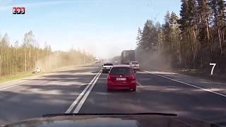 """Аварии фур грузовиков видео 2016  ДТП дальнобойщиков 18+"""""""