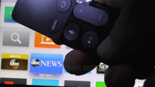 How to Force Quit Apps on Apple TV 4  - 2015