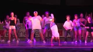 Spettacolo WeDance al DanceXperience 2016