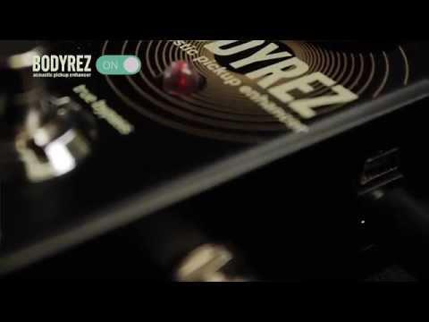 TC ELECTRONIC BodyRez Kytarový efekt