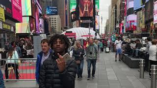 Splurge- New York Pizza freestyle