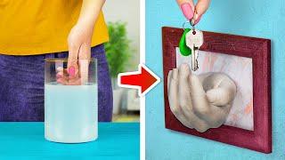 15 Mẹo Thủ Công DIY Siêu Chất
