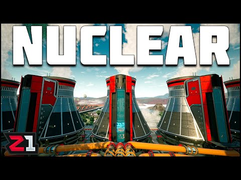 Download NUCLEAR Power is GO ! Satisfactory Update 3 Ep 28 | Z1 Gaming Mp4 HD Video and MP3