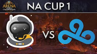 Cloud9 vs Spacestation Gaming | Upper Quarters  | AWC NA Cup 1