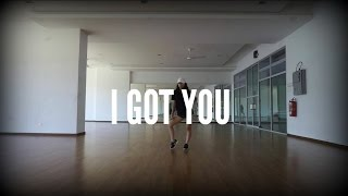 I GOT YOU - Bebe Rexha Dance Cover ( May J Lee Choreography )