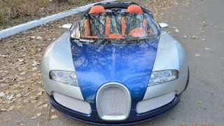Спортивный автомобиль для детей, super sports cars for kids, replica bugatti veyron