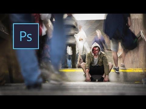 Prolínání vrstev - Photoshop pro začátečníky - Diviška