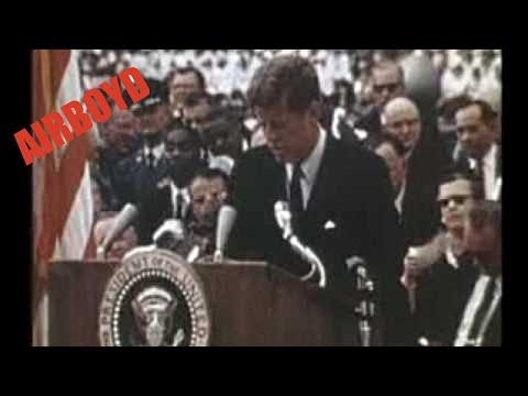 JFK's 'Moon Speech' Still Resonates 50 Years Later
