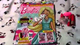 Sümeyye Barbie Dergisi