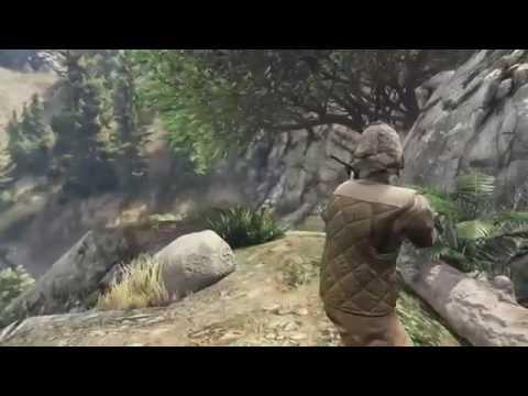 gta5 lov na yetiho