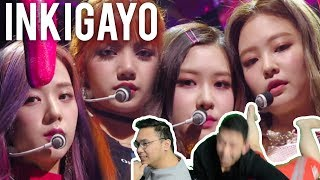 Attempting To Watch BLACKPINK On INKIGAYO.. (AIIYL Reaction)