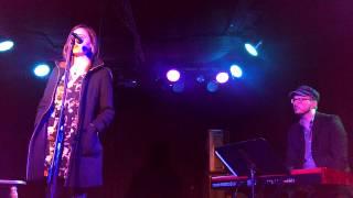 Anna Nalick - Scars Live in Sacramento 2013