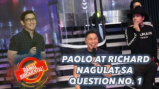 Ating mga Dabarkads na TRANSMAN ang guests natin ngayon sa Bawal Judgmental! SUBSCRIBE to our channel now to get exclusive videos and full episodes of Eat Bulaga! Be with your favourite Dabarkads 24/7!   YouTube Channel:  http://bit.ly/1Z4PNPJ  FOLLOW US!  EB on Facebook: https://www.facebook.com/EBdabarkads/ EB on Twitter: https://twitter.com/EatBulaga EB on Instagram: https://www.instagram.com/eatbulaga1979/  ABOUT EAT BULAGA Eat Bulaga! (or EB) is the longest noon-time variety show in the Philippines produced by Television And Production Exponents Inc. (TAPE) and currently aired by GMA Network. The show broadcasts from the new APT Studios at the No. 80 Marcos Highway, San Isidro, Cainta, 1900, Rizal. Eat Bulaga! is aired Weekdays at 12:00pm to 2:35pm and Saturdays at 11:30am to 2:45pm (PHT).  Due to continued Community Quarantine guidelines amidst COVID-19 pandemic, live studio audience reservation is suspended.  #EatBulaga #Dabarkads