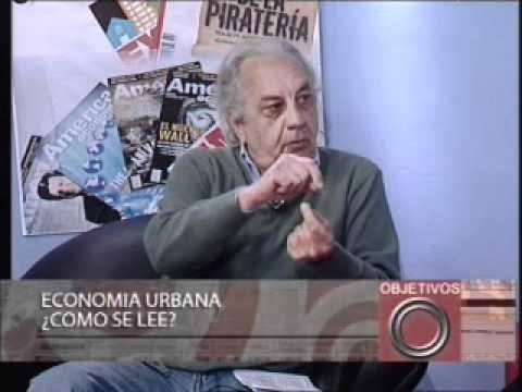 ECONOMIA URBANA  Arq FEDERICO OBJETIVOS21 8 10 P1