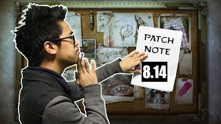 PATCH NOTE 8.14 : C